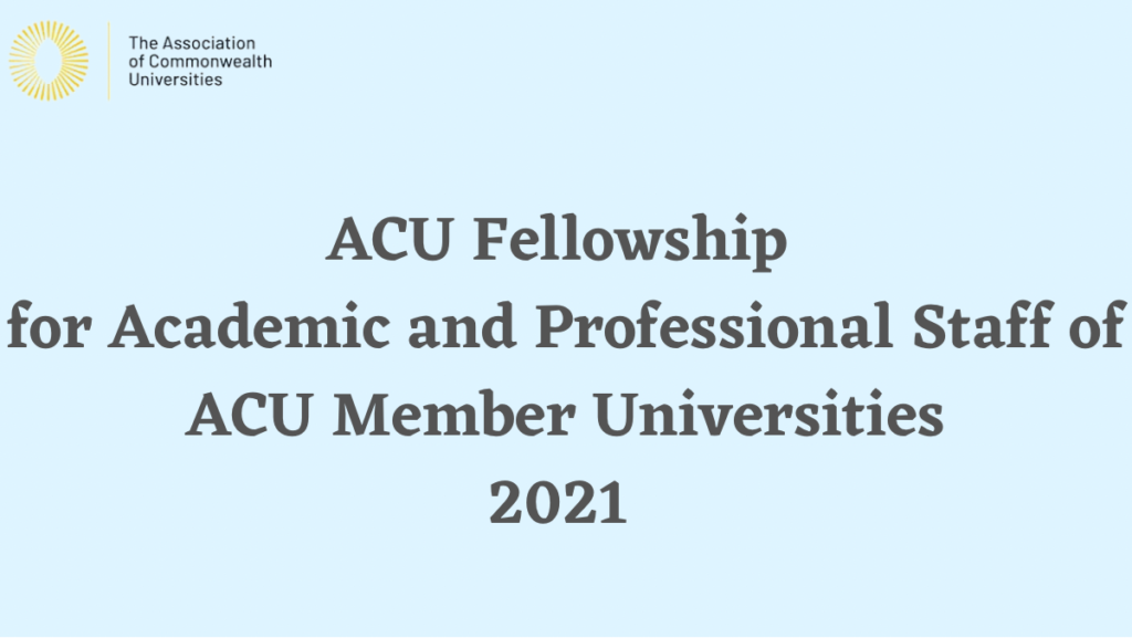 ACU Fellowship
