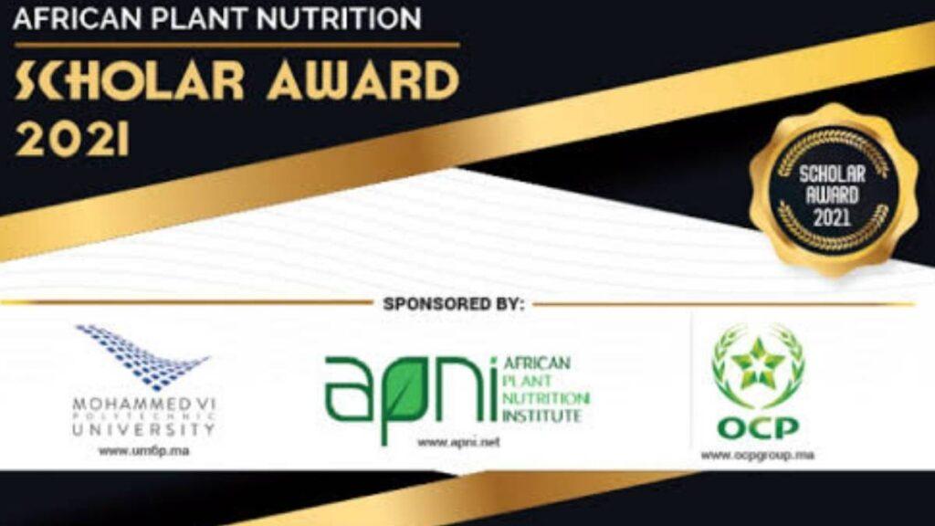 African Plant Nutrition Graduate Student Scholar Award