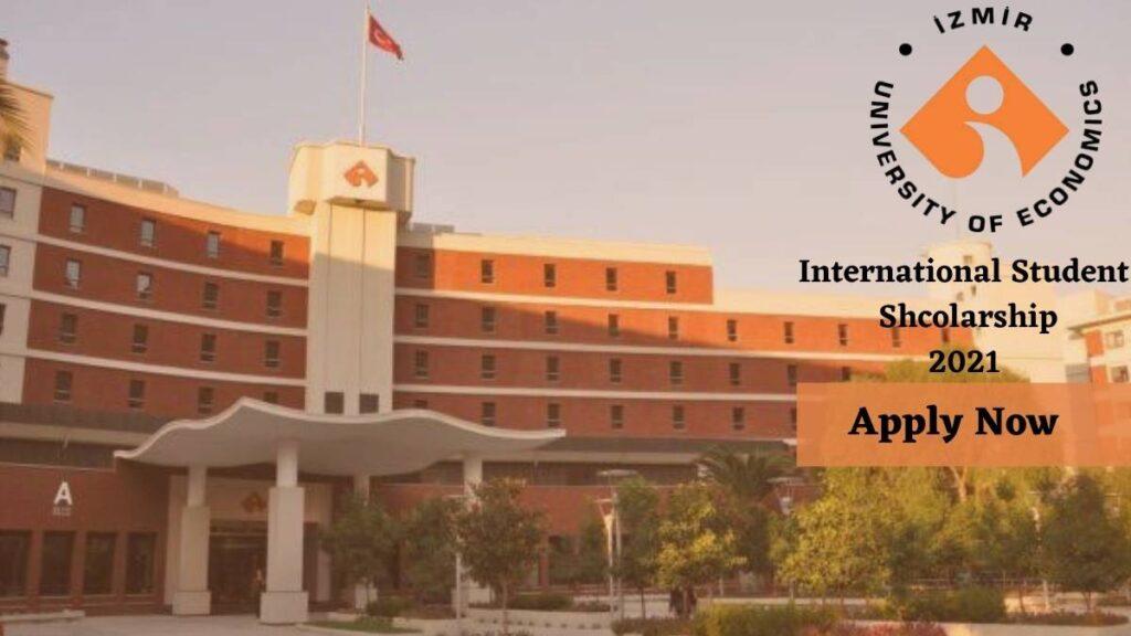 Izmir University Of Economics International Students Scholarship