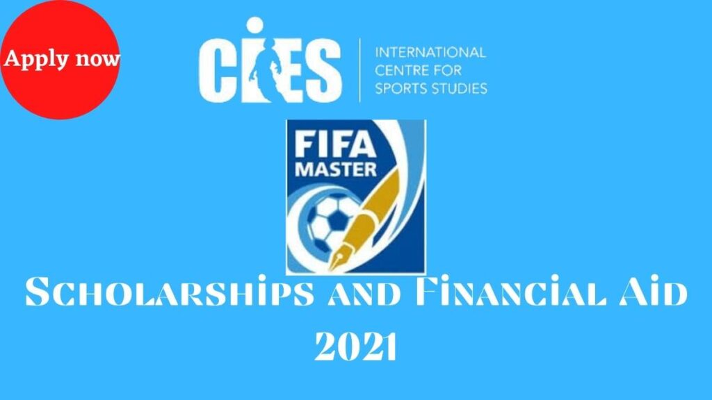 FIFA Masters Scholarships And Financial Aid