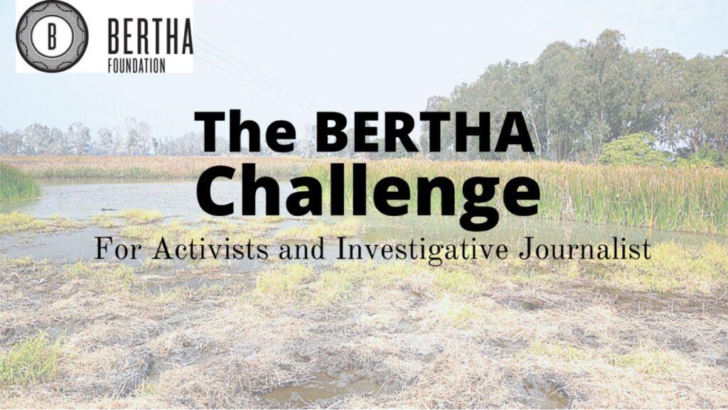 Bertha Challenge Fellowship