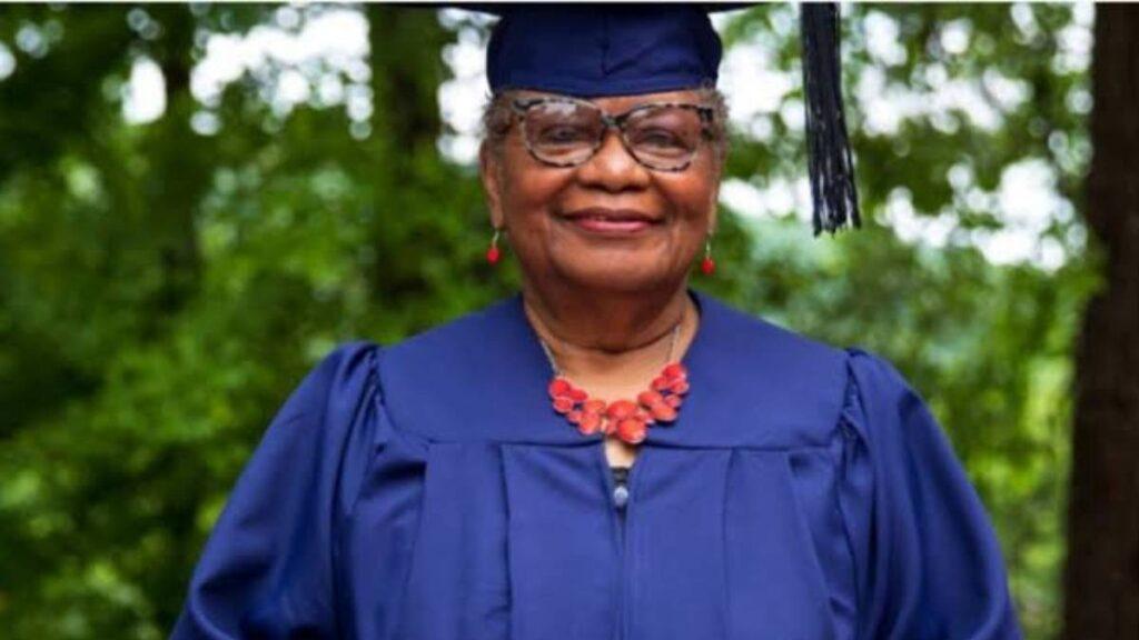 78-Year-Old Woman Graduates