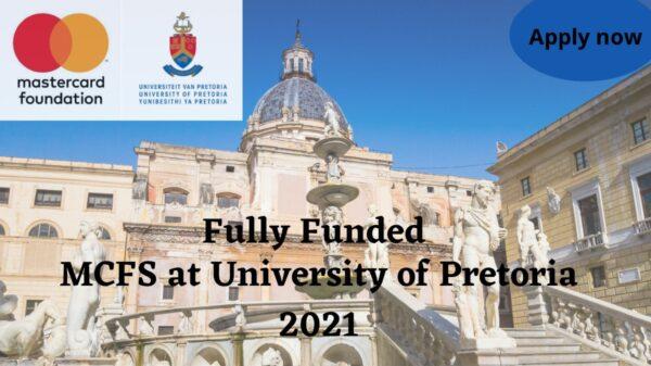 MCFSP At University Of Pretoria