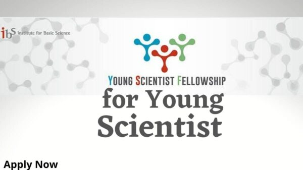 IBS Young Scientist Fellowship