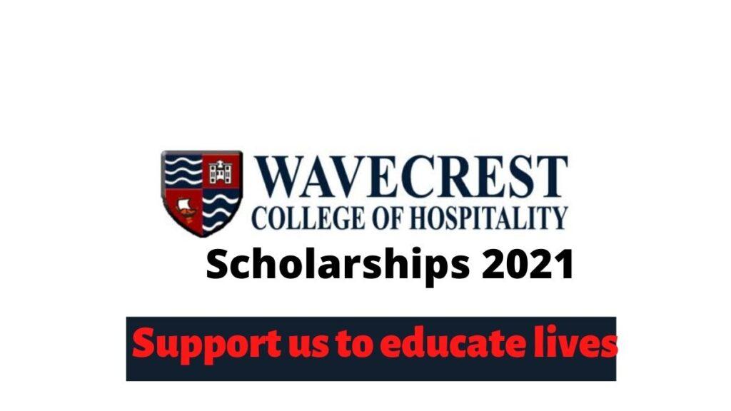 Wavecrest College Of Hospitality Scholarships