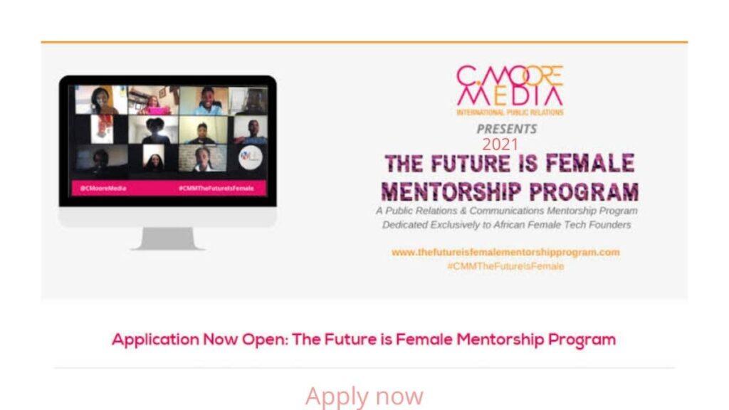 The Future Is Female Mentorship
