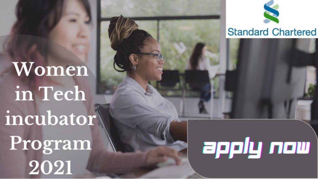 SC Women In Tech Incubator
