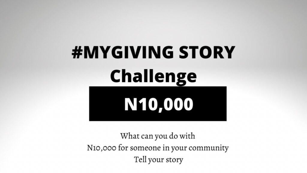MyGivingStory Challenge