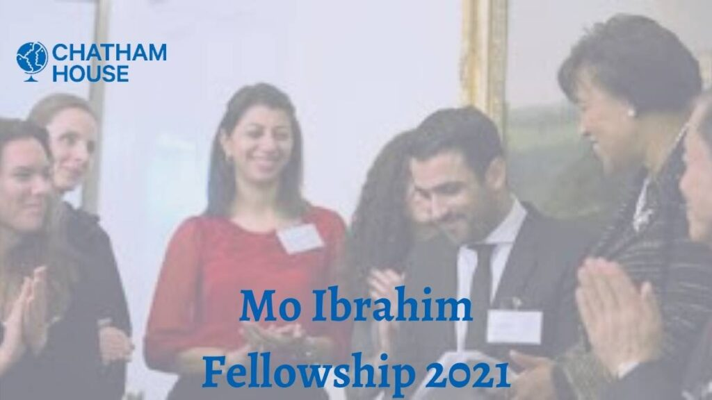 Mo Ibrahim Fellowship 2021
