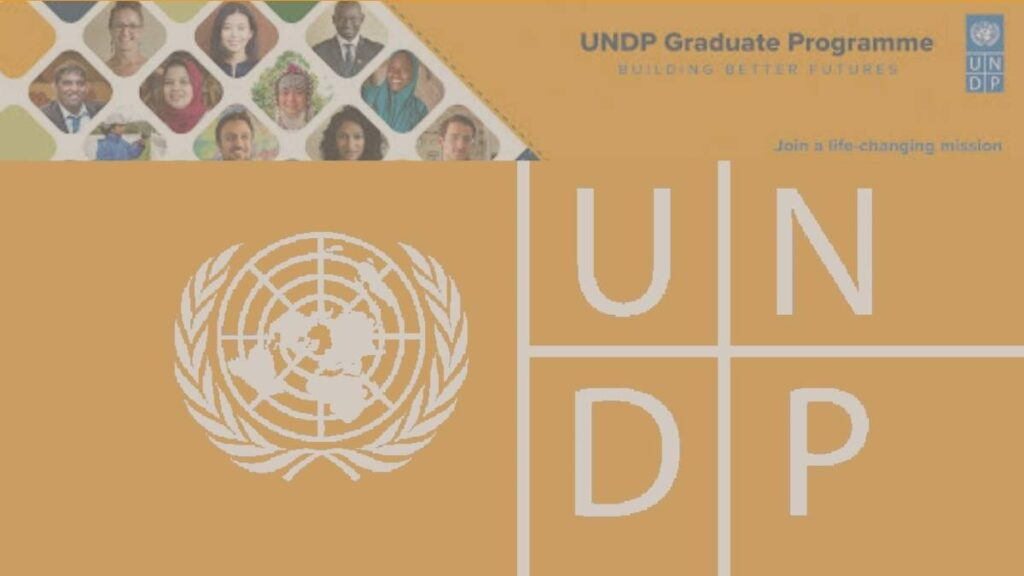 UNDP Graduate Program 2021