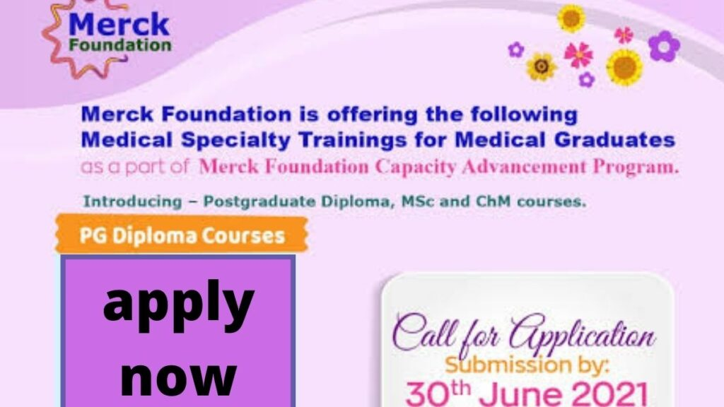 Merck Foundation Medical Scholarship