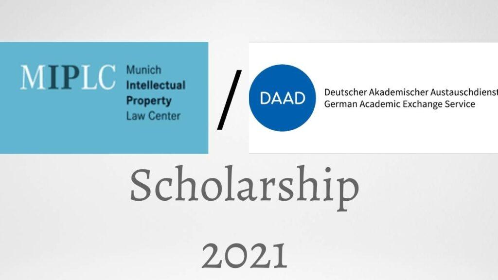 MIPLC/DAAD Scholarship