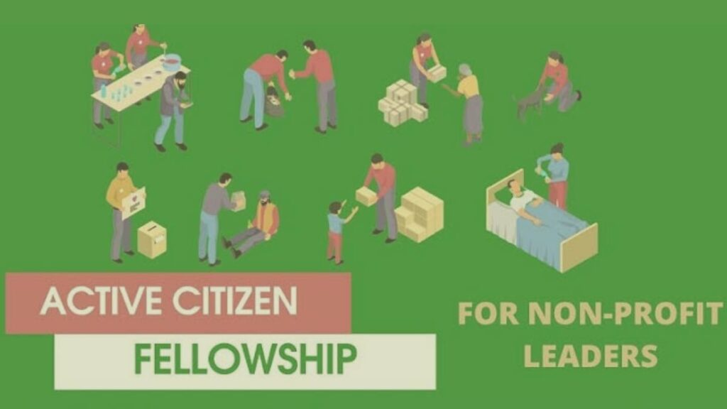 Active Citizen Fellowship 2021