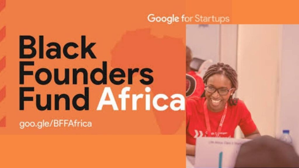 Black Founders Fund Africa 2021