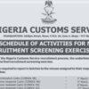 NCS Recruitment Screening 2021