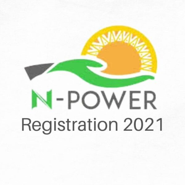 Npower 2021 Registration