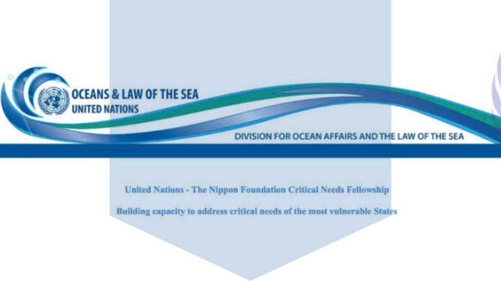 Nippon Foundation Fellowship