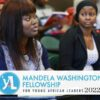 Mandela Washington Fellowship For African Leaders 2021/2022