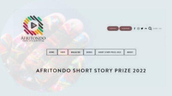 Afritondo Short Story Prize 2022