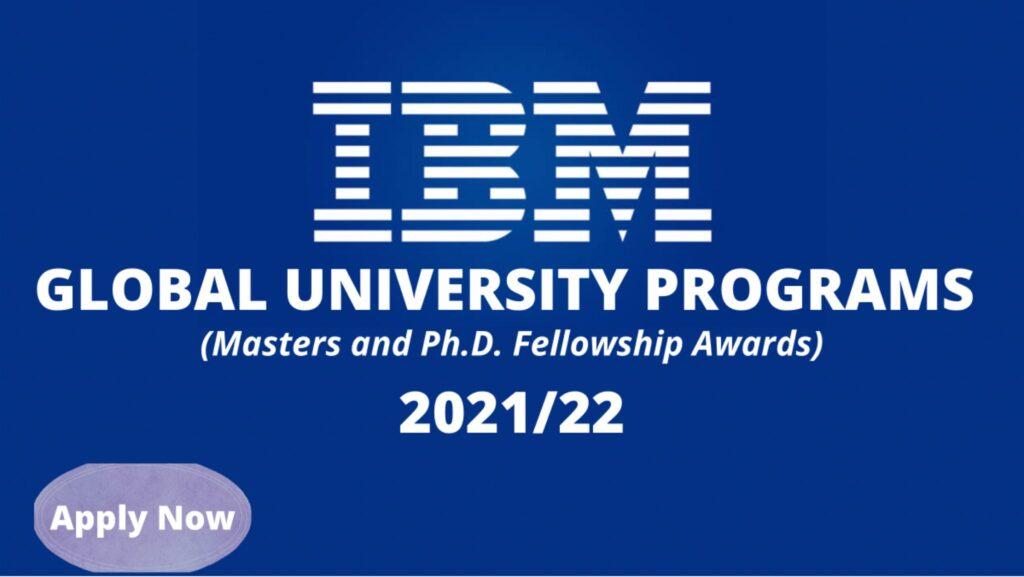 IBM Global University Programs 2021/2022
