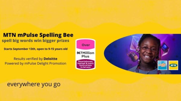 MTN MPulse Spelling Bee Competition 2021