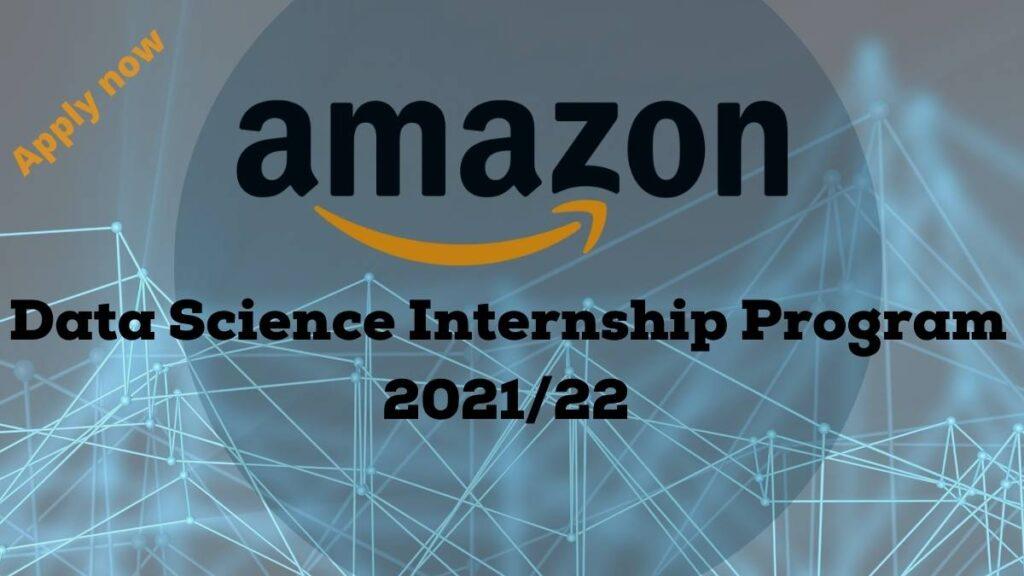 AMAZON Data Science Internship 2021/22