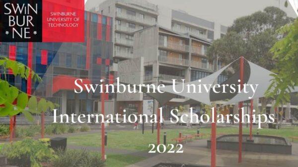 Swinburne University Of Technology Scholarships 2022