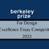 Berkeley Undergraduate Prize 2022