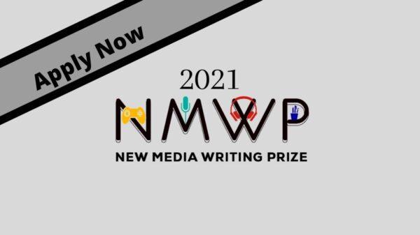 New Media Writing Prize 2021