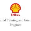 Shell Student Industrial Training Program
